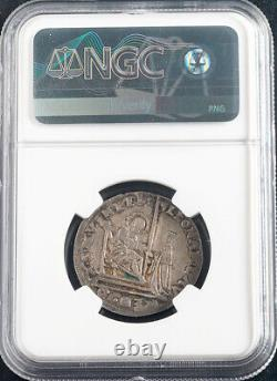 1501, Doges of Venice, Leonardo Loredano. Rare Silver 16 Soldi Coin. NGC AU-58