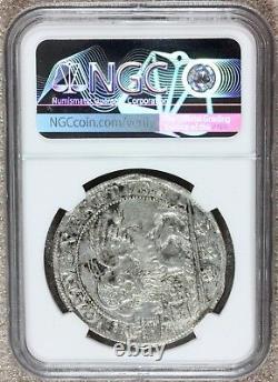 1775 VV Italy Venice Ducato Silver Coin NGC AU 55 DAV-1561 KM# 663 RARE