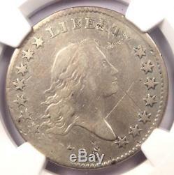 1795 Flowing Hair Bust Half Dollar 50C O-131 NGC VF Detail Rare Coin