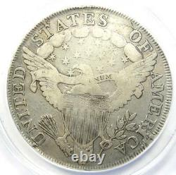 1799/8 Draped Bust Silver Dollar $1 Coin Certified ANACS VF20 Details Rare