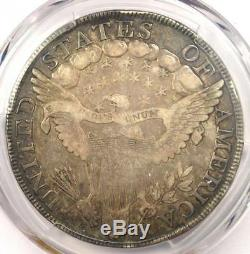1799 Draped Bust Silver Dollar $1 Coin Certified PCGS Fine Detail Rare