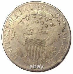 1799 Draped Bust Silver Dollar $1 Fine Details Rare Type Coin