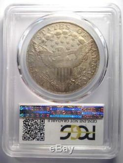 1800 Draped Bust Silver Dollar $1 Coin Certified PCGS XF Details Rare Date