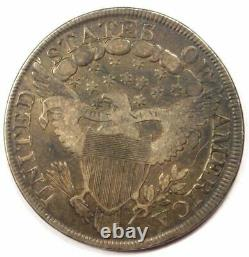 1800 Draped Bust Silver Dollar $1 Very Fine (VF) Rare Type Coin