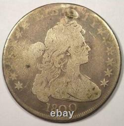 1800 Draped Bust Silver Dollar $1 Very Good Details (VG) Rare Type Coin