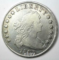 1803 Draped Bust Silver Dollar $1 Fine Details Rare Date Coin