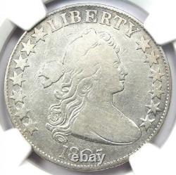 1805 Draped Bust Half Dollar 50C NGC Good Details Rare Certified Coin