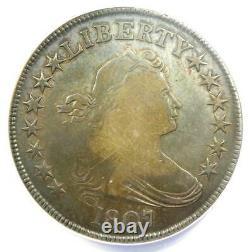 1807 Draped Bust Half Dollar 50C Coin Certified ANACS VG8 Rare Coin