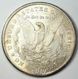 1878-CC Morgan Silver Dollar $1 Choice AU / UNC Detail Rare Carson City Coin