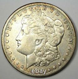 1879-CC Morgan Silver Dollar $1 Choice VF / XF Detail Rare Carson City Coin