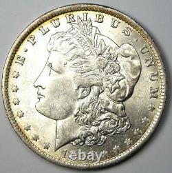 1886-O Morgan Silver Dollar $1 Choice AU / Borderline UNC MS Rare Date Coin
