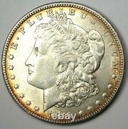 1888-O Hot Lips DDO Morgan Silver Dollar $1 Choice AU Details Rare Coin