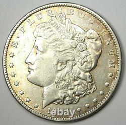 1891-CC Morgan Dollar $1 Carson City Coin Choice AU Detail Rare