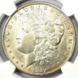 1891-CC Morgan Dollar $1 Coin Certified NGC AU Detail Rare Carson City Coin