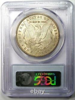 1891-CC Morgan Silver Dollar $1 Carson City Coin Certified PCGS AU55 Rare