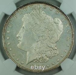 1892 Morgan Silver Dollar $1 Coin NGC MS-63 (Proof-Like, Rare Date for PL)