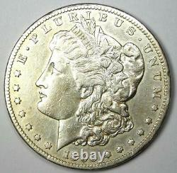 1893-CC Morgan Silver Dollar $1 Choice XF Detail (EF) Rare Carson City Coin