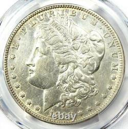1893 Morgan Silver Dollar $1 Coin. Certified PCGS XF Detail (EF) Rare Date