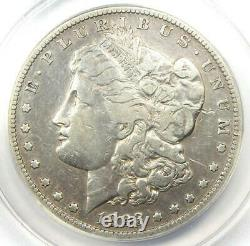 1893-S Morgan Silver Dollar $1 Certified ANACS VF30 Details Rare Key Coin