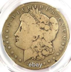 1893-S Morgan Silver Dollar $1 Certified PCGS VG Details Rare Key Coin