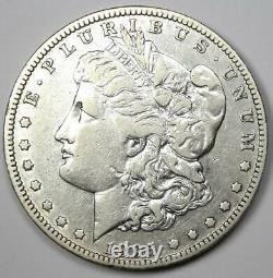 1895-O Morgan Silver Dollar $1 Choice VF / XF Details Rare Date Coin