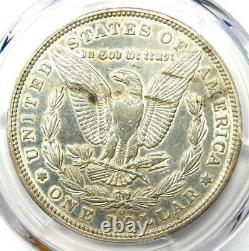 1895-O Morgan Silver Dollar $1 Coin Certified PCGS AU Details Rare Date