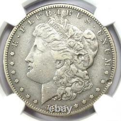 1895-S Morgan Silver Dollar $1 Certified NGC VF Details Rare Coin