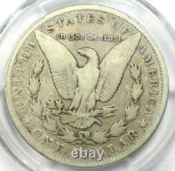 1895-S Morgan Silver Dollar $1 Certified PCGS VG8 Rare Coin