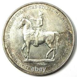 1900 Lafayette Commemorative Silver Dollar $1 AU Details Rare Type Coin
