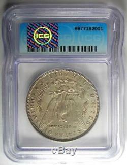 1901 Morgan Silver Dollar $1 Coin (1901-P). ICG MS61 (Rare UNC BU). $4,250 Value