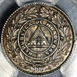 1902 PCGS MS 64 Honduras 5 Centavos Rare Silver Coin POP 2/0 (20021601C)