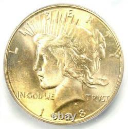 1928-S Peace Silver Dollar $1 Coin ICG MS65 Rare Coin $17,810 Guide Value