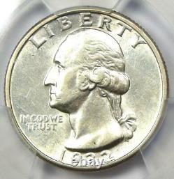 1932-D Washington Quarter 25C Certified PCGS AU55 Rare Key Date Coin