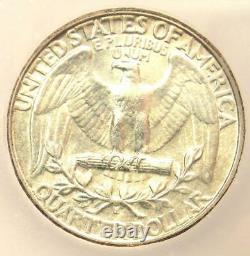 1932-S Washington Quarter 25C ICG AU58 Rare Key Date Certified Coin