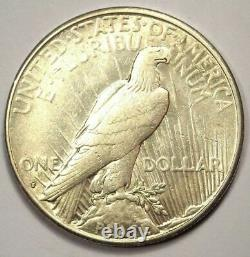 1934-S Peace Silver Dollar $1 Excellent Condition Rare Date S Mint Coin
