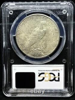 1934-s Pcgs Au55 Peace $$ Awesome Coin Pcgs # 30818068. Very Rare