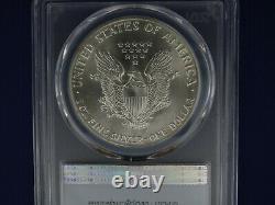 1986 $1 Silver Eagle PCGS MS69 First Strike RARE & HIGH QUALITY