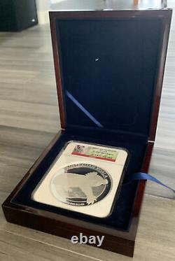 1 KILO Silver 2012 Perth Australian Koala Proof Coin NGC PF 70 RARE
