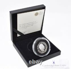 2016 Royal Mint Silver PROOF 50p Battle of Hastings 1066 Rare 50p Coin BOX + COA