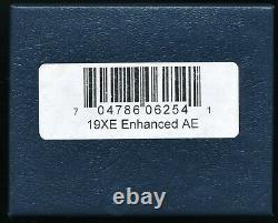 2019-S Enhanced Reverse Proof $1 ASE American Silver Eagle OGP RARE
