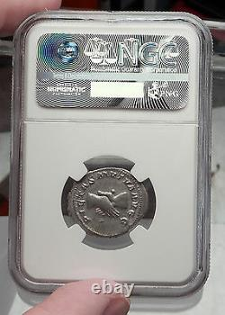 BALBINUS 238AD Rome Silver Antoninianus Authentic Roman Coin NGC XF Rare i58866
