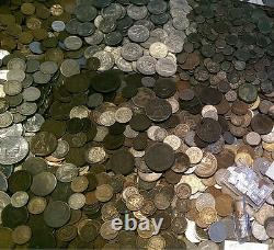 Estate Lot Sale, Old Coins, Gold, Bullion, Gems. 999 Silver, Currency, Rare, Hoard