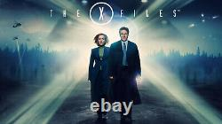 Extremely Rare! The X Files I Want To Believe Silver/Gold Art Collector Coin Bar