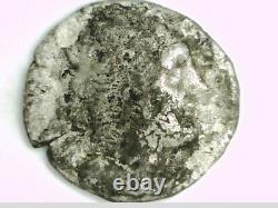 Greek Egypt Ptolemaic Silver Tetradrachm Ptolemy VI Philometor Salamis Rare Coin