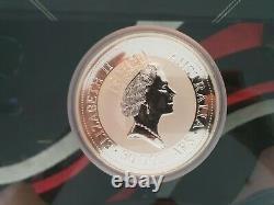 PERTH MINT 1992 1 KILO COIN ULTRA RARE. MINT CONDITION. Kookaburra 32.1