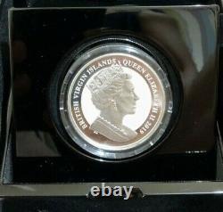 Rare 2019 Una and the Lion silver coin 2 oz