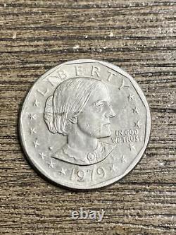 Susan B Anthony Liberty 1979 S ONE DOLLAR U. S. Mint Coin Rare S Mint